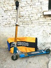 Monopattino 2 Ruote  Kappa Flessibile Regolabile Pieghevole con sacca trasporto