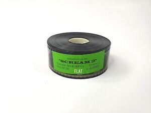 SCREAM 2 Teaser 35mm Film Movie Trailer FLAT 1997 Rated R