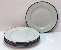 "MOSA Maastricht Holland Restaurant Ware Salad Plates 8"" Set Of 4"
