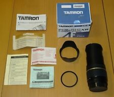 Tamron Super Wide 18-200mm f/3.5-6.3 XR Di-II LD Aspherical IF Macro Lens Canon