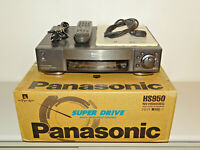 Panasonic NV-HS950 High-End S-VHS Videorecorder in OVP w.NEU, 2 Jahre Garantie
