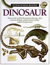 Eyewitness BOOKS Dinosaur Angela Miller David Norman Dorling Kindersley HARDBACK