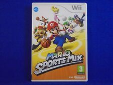 wii MARIO SPORTS MIX Nintendo PAL