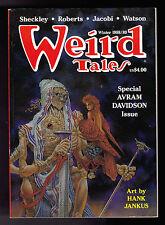 Weird Tales - Winter 1988/1989 - Avram Davidson, Keith Roberts, Robert Sheckley