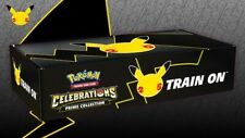 More details for pokémon tcg 25th anniversary celebrations prime collection *pre order* confirmed