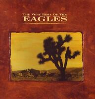 THE EAGLES the very best of (CD album) country rock, classic rock, greatest hits
