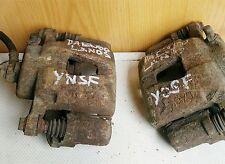 - DAEWOO LANOS 1997 (R-Reg)  to 2002 1.4S Pair of Front Brake Calipers