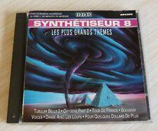 RARE CD ALBUM SYNTHETISEUR 8 18 TITRES LES PLUS GRANDS THEMES