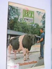 BT 774 1973 l'insemination - cooperative du Marouillet a YVES