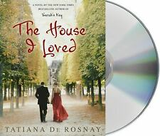 The House I Loved by Tatiana de Rosnay (2012, CD, Unabridged)