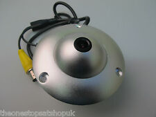 Internal Recessed Dome Camera Steel Housing Sharp CCD
