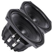 """Pair Faital Pro 6Pr150 8ohm Neodymium 6"""" 300W 97dB Midrange Replacement Speaker"""