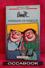 Portraits de famille - Binet