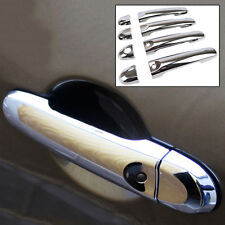 FIT FOR NISSAN VERSA 4D ALMERA MICRA JUKE CUBE CHROME DOOR HANDLE COVER CAP TRIM