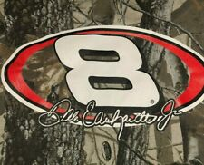 Dale Earnhardt Jr #8 Camo T Shirt Chase Authentics Realtree Hardwoods Large