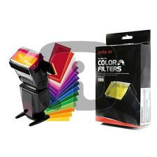 Godox  CF-07 Kit Filtri Gelatine Colorate per Tutti i Flash da Slitta