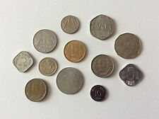 Lot de 12 pièces Inde TB
