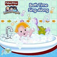 Fisher-Price - Little People Bath Time Sing-Along Music CD