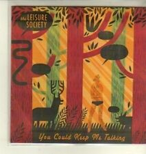 (CW343) The Leisure Society, You Could Keep Me Talking - 2011 DJ CD