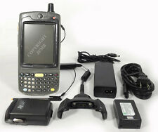 Symbol Motorola Mobile Computer Barcode QR Code 2D Scanner WiFi Windows Mobile 5