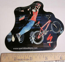 SPECIALIZED BMX NOS Old School Frame Road Ride Bikes Bicycle STICKER DECAL