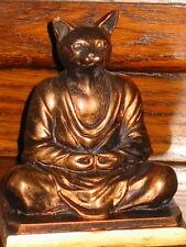Bouddha tête de chat *