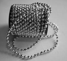 Neuf.!!!... couleur argent bead trim