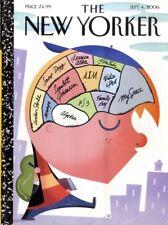 NEW YORKER MAGAZINE 4 SEP 2006 DUKE, DEEP SPRINGS COLLEGE, ANN COOPER, KANSAS,