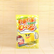 Japan Kid's BEER DRINK MIX (No Alcohol) Warugaki Candy Japanese Fruit Drink