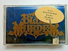 Blue Murder - Blue Murder Cassette (1989, Geffen Records) M5G 24212 Edition- NEW