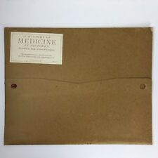 A History Of Medicine In Pictures Parke Davis Continuing Series PD-U-840 - MINT