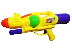 "17"" Water Pistol Gun Kids Summer Toy Pump Action Super Soaker Blaster - New"