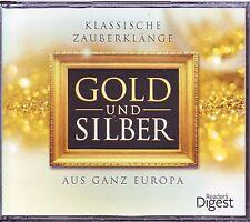 Gold und Silber - Klassische Zauberklänge .... -  Reader's Digest  5 CD BOX