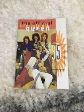 QUEEN FAN CLUB MAGAZINE - SUMMER 1995