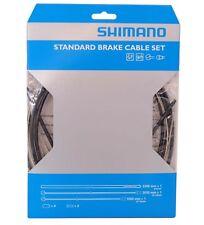 Shimano Estándar Juego de cable de freno para MTB & ATB & Bicicleta de carreras