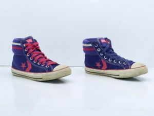 Converse All-Star Re-Issue Violet Hautes D'Occassion Royaume-Uni 7 Hommes 7 (
