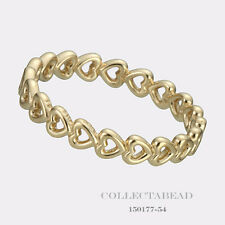 Authentic Pandora 14K Gold Linked Love Ring Size 50 (5)  150177-50