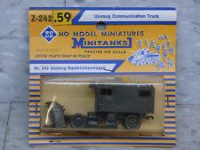 Roco  Minitanks (NEW)  Modern West German Unimog Communication Truck Lot #1856