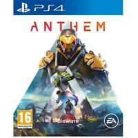 Anthem PS4 - New and Sealed