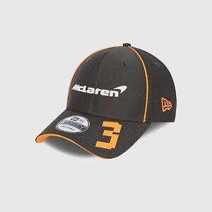 McLaren F1 2021 Daniel Ricciardo Team Cap - Grey