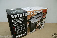 BRAND NEW TREND MORTISE & TENON (IMPERIAL SIZE) ROUTER JIG MT/JIG