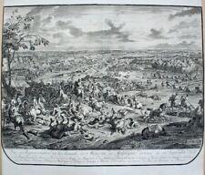 Schlacht Malplaquet Prinz Eugen Spanischer Erbfolgekrieg Marlborough Kavallerie