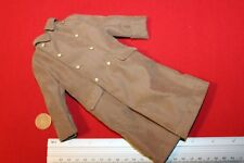 DID DRAGON IN DREAMS 1:6TH SCALE WW2 BRITISH BROWN COAT FROM JOHN COLMAN