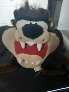 TAZ Tasmanian Devil Looney Tunes Plush Soft Toy from play by play 2000