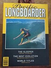 Pacific Longboarder Volume 2, Issue 1 - Rick Rietveld Art (Many Illustrations)