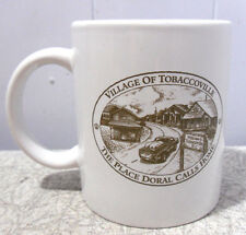 DORAL VILLAGE OF TOBACCOVILLE~VINTAGE~CERAMIC MUG/CUP by WAN FENG