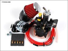 GY6 125/150cc 1P57QMJ VENTO Jonway Agility - PWK 30mm Carburetor Jets Kit BLACK