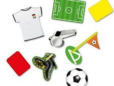 Tisch Dekoration Fußball Das Spielfeld WM EM Deko Party Weltmeisterschaft