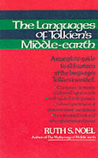 Language of Tolkien's Middle Earth by Ruth S. Noel (Paperback, 1980)