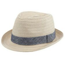 John Lewis Trilby Hat Natural One Size